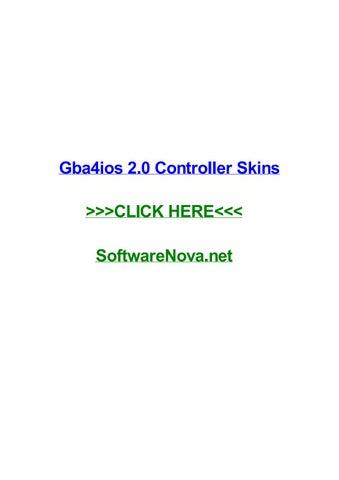 Gba4ios 2 0 controller skins by arturoqodg - issuu