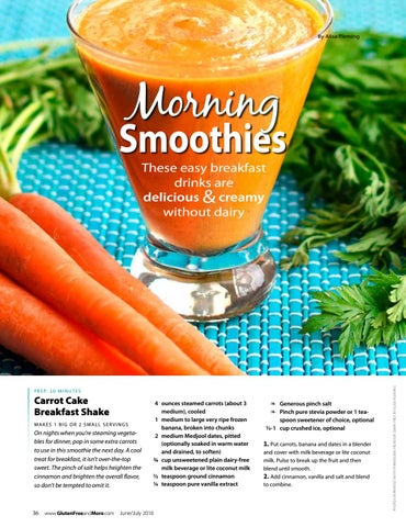 Page 8 of Morning Smoothies