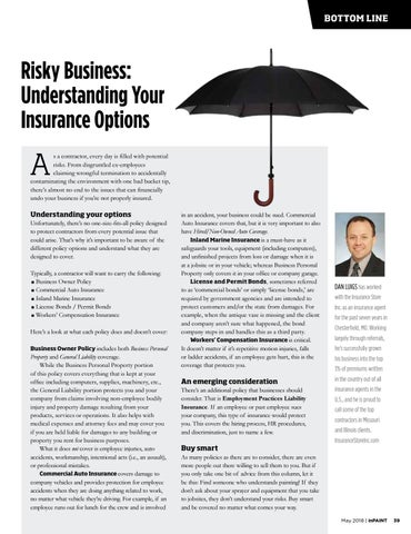 Page 39 of Understanding your business insurance options