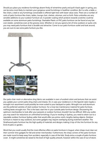 Pleasing How To Explain Patio Furniture Seaside Casual To Your Ncnpc Chair Design For Home Ncnpcorg