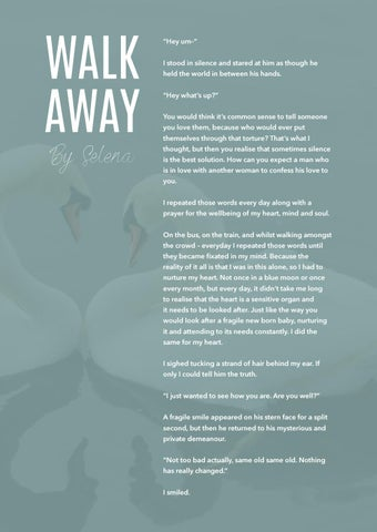 Page 106 of Short story: Walk Away