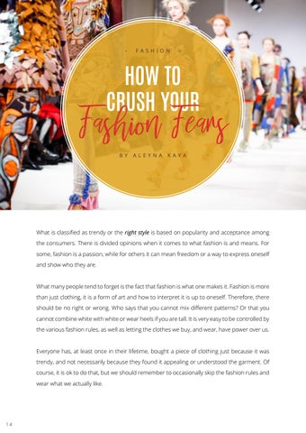Page 16 of How to crush your fashion fears!