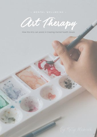 Page 51 of Mental Wellbeing: Art Therapy