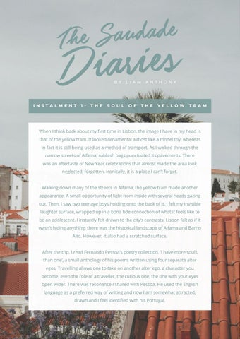 Page 66 of The Saudade Diaries: INSTALMENT 1