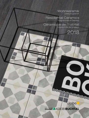Agrob Buchtal 2018 Residential Ceramics Program by ...