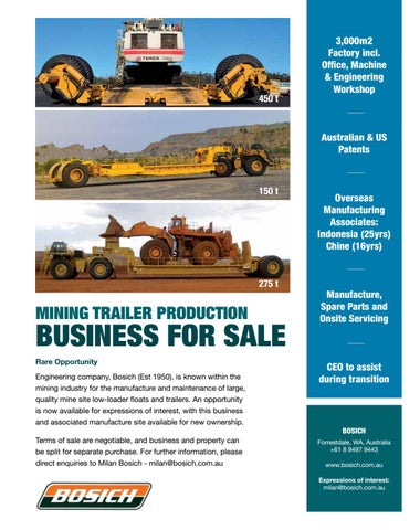 Australian Mining - May 2018