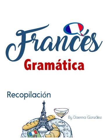 Gramática Francés By Daenna2003 Issuu
