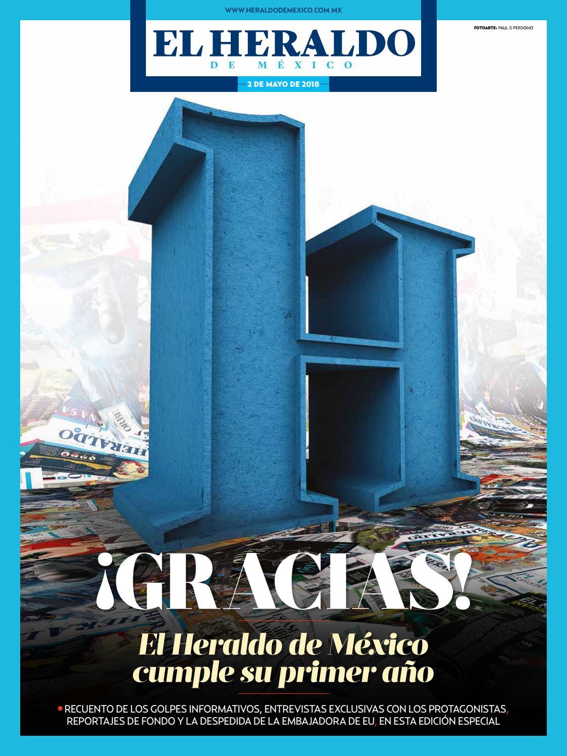 76cf6a16e4db Heraldo aniversario by El Heraldo de México - issuu