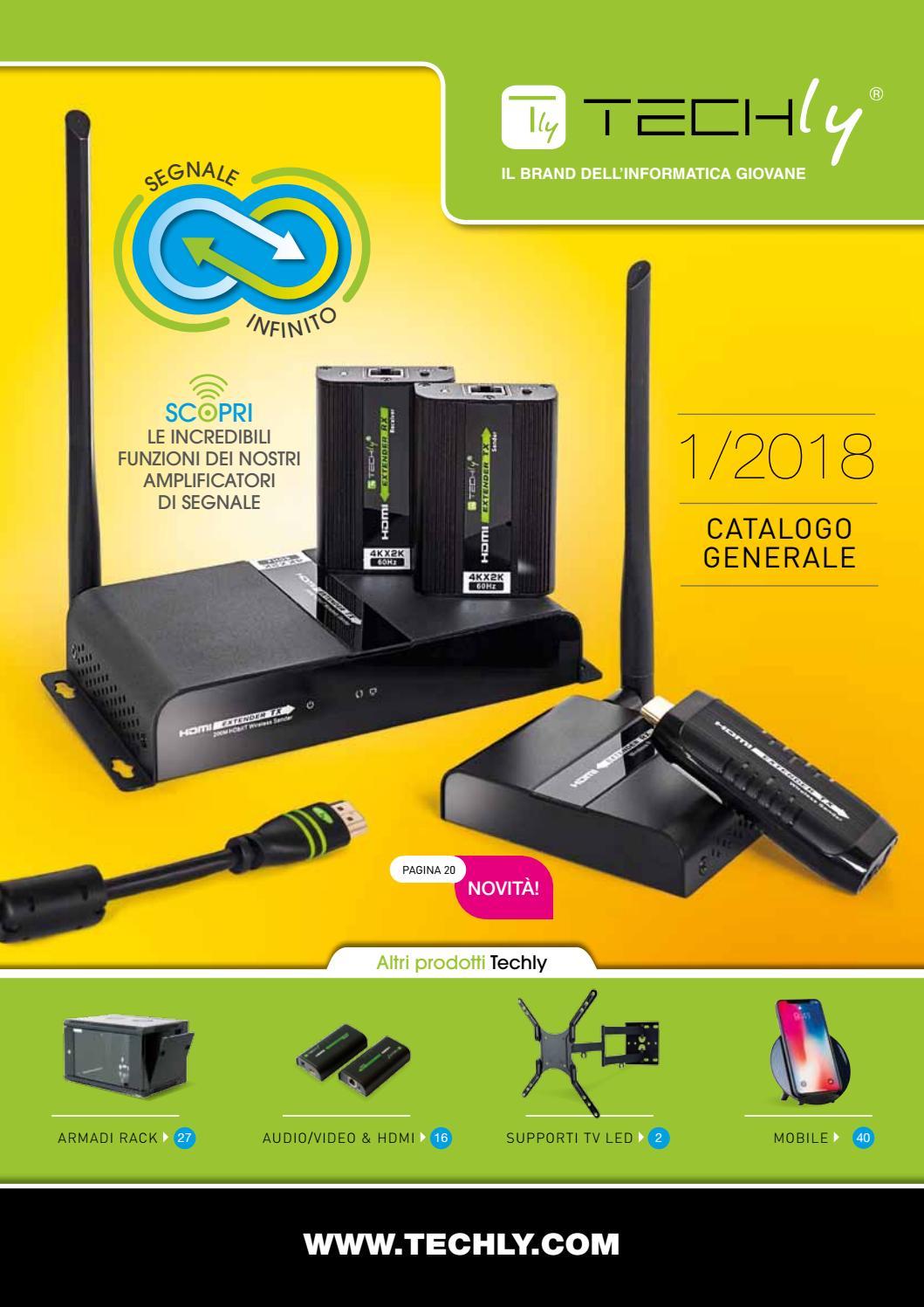 Tavolino Porta Pc Con Ventola Usb E Gambe Allungabili.Catalogo Techly 1 2018 By Ic Intracom Italia S P A Issuu