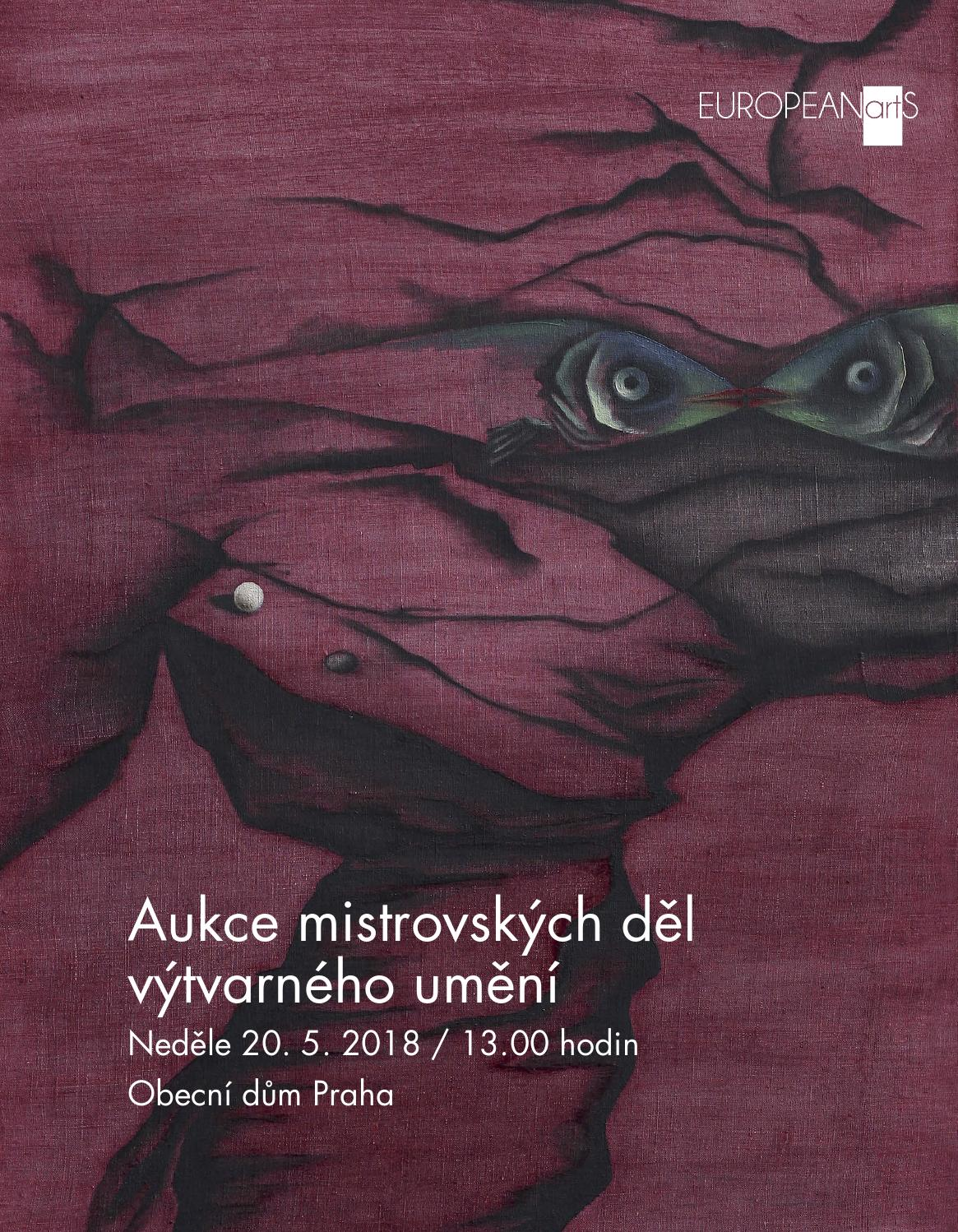 Aukcni katalog 2 2018 by EUROPEAN ARTS - AUCTION HOUSE I GALLERY - issuu f2ebb4b07a