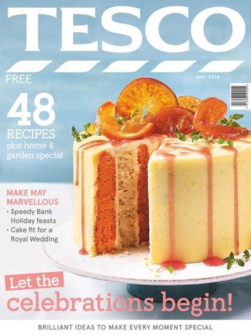 16d2306722 Tesco magazine - May 2018 by Tesco magazine - issuu