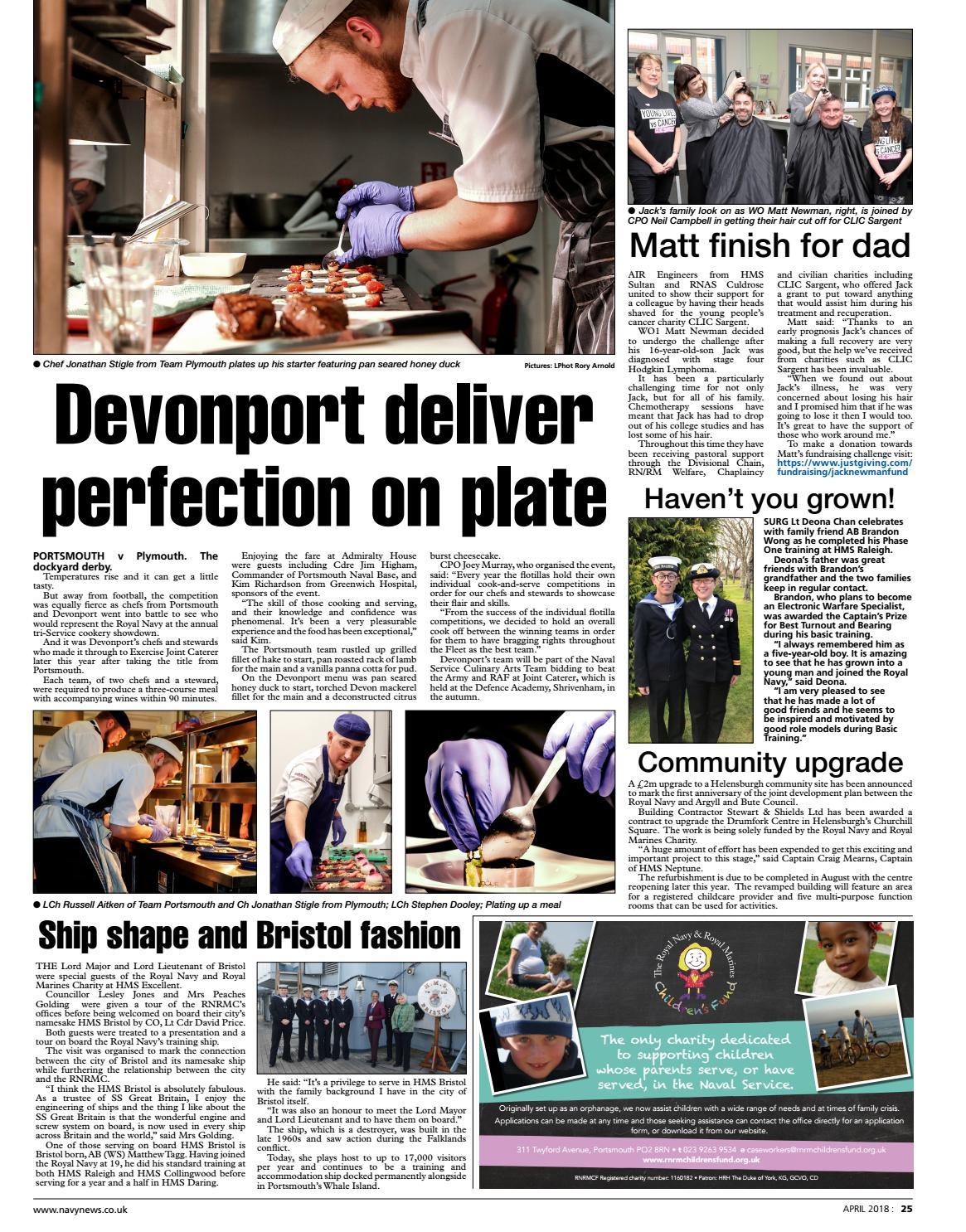 201804 by Navy News - issuu