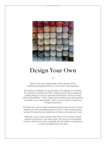 Page 22 of Design Your Own