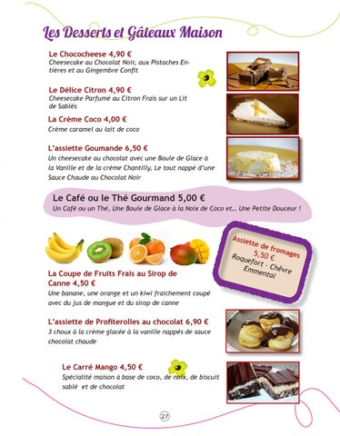 Page 27 of Les Desserts