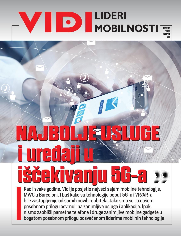 Druženje s mobilnim brojevima