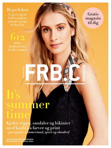 85c8a0ab FRB.C Magasin Sommer 2018 by FRB.C Magasin - issuu