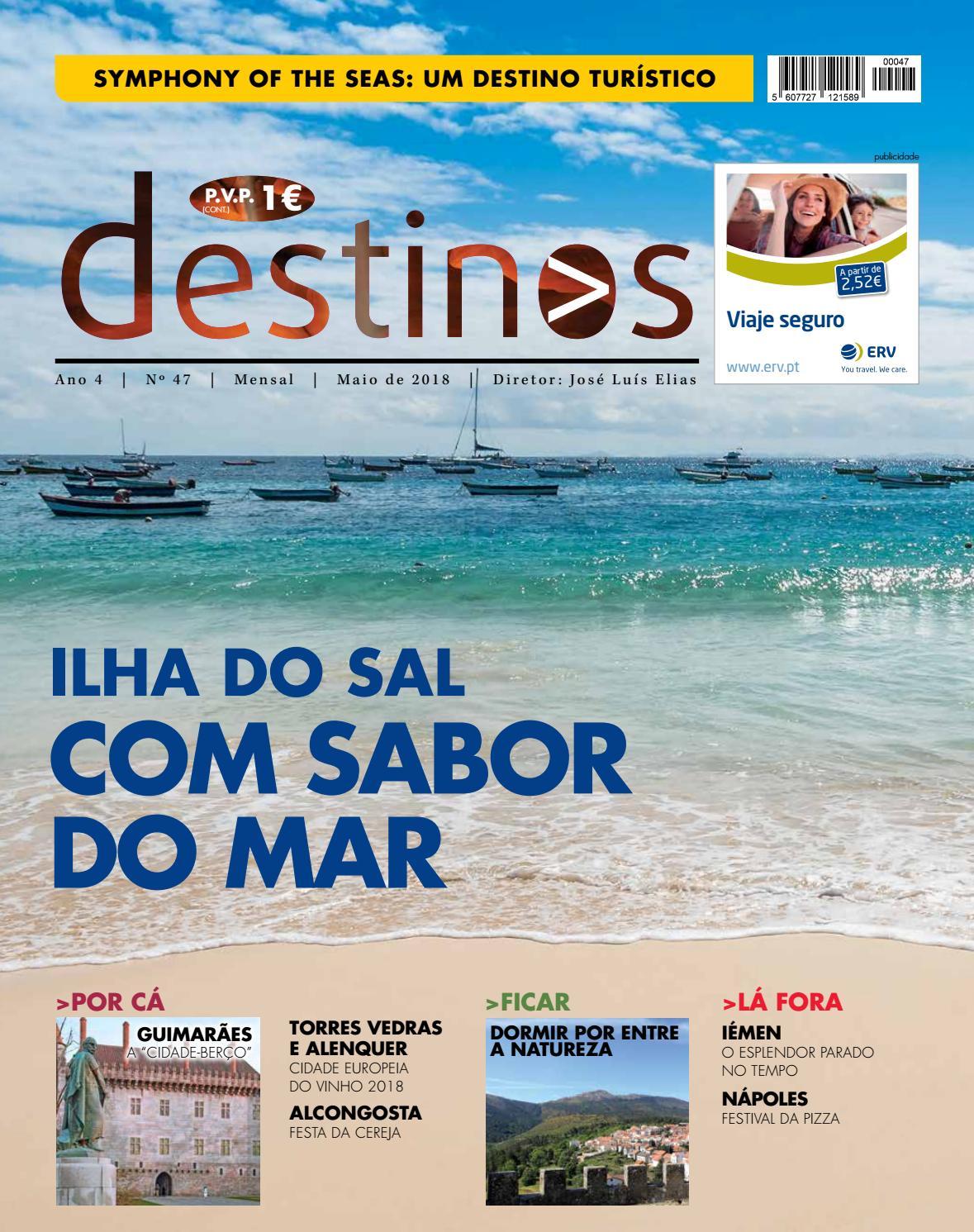 4f5b44f6c1b98 Jornal destinos de maio 2018 by destinosdigital - issuu