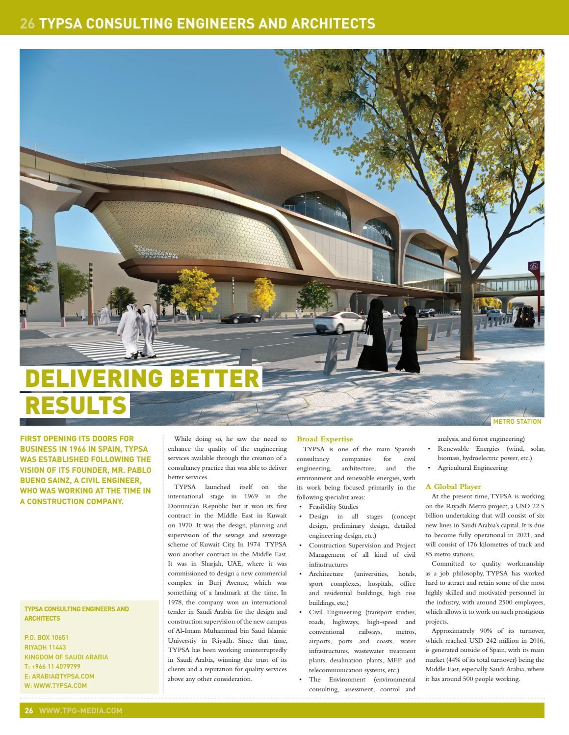 Saudi Projects Magazine Issue 39
