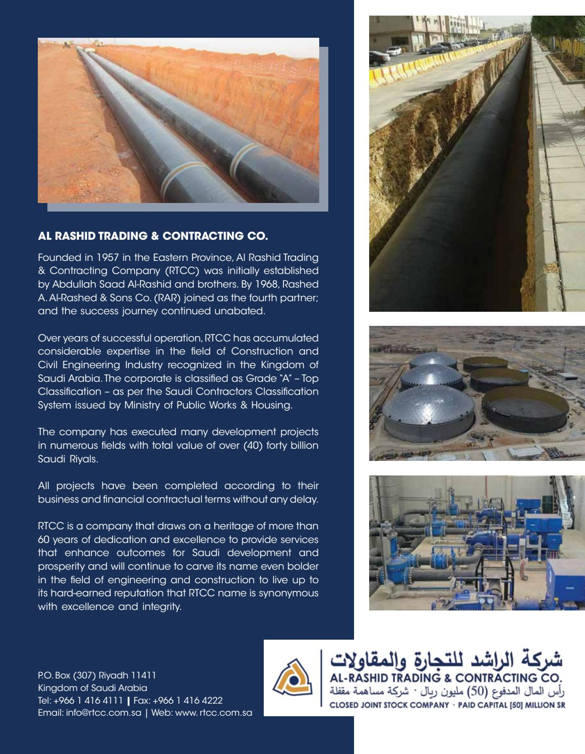 Saudi Projects Magazine Issue 39 by tpg publishing - issuu