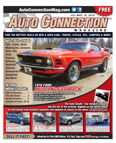 05-10-18 Auto Connection Magazine by Auto Connection