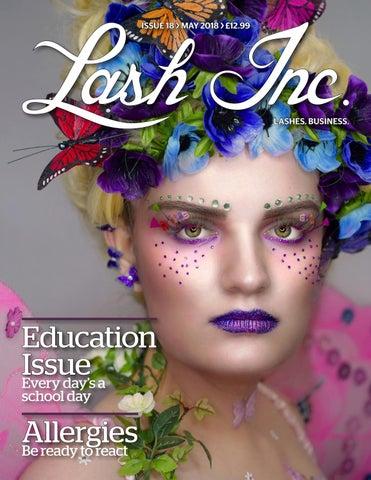 fdf2657ba0b Lash inc international issue 18 by Chrysalis House Publishing - issuu