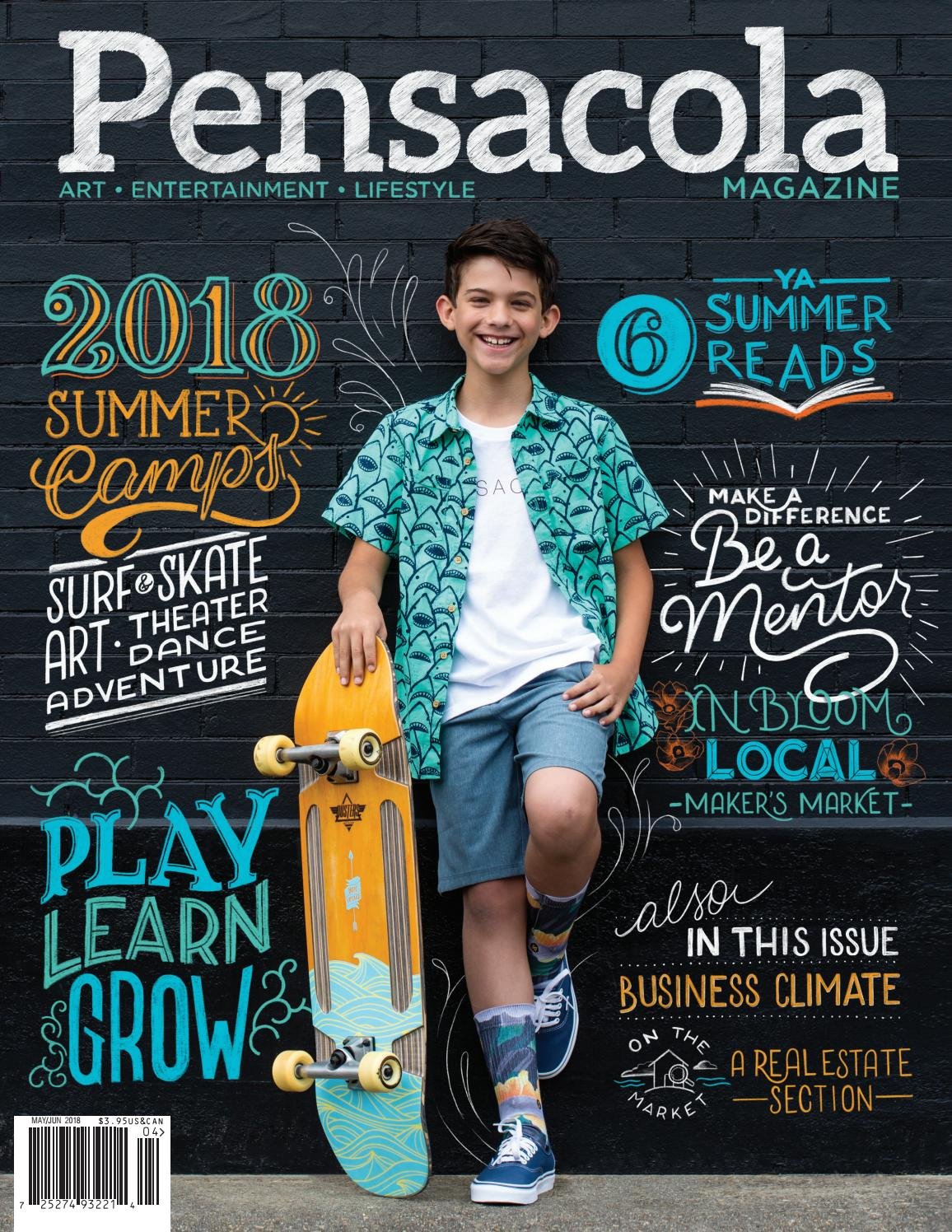 Pensacola Magazine, May 2018 by Ballinger Publishing - issuu