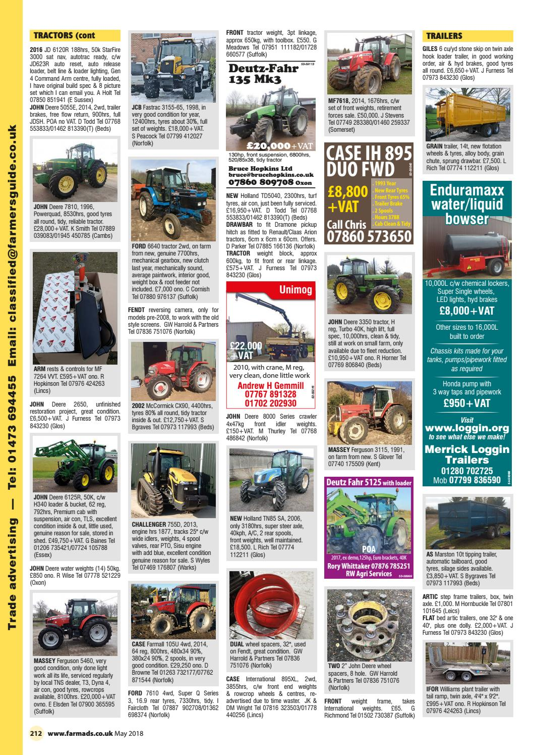 Farmers Guide May 2018 by Farmers Guide - issuu