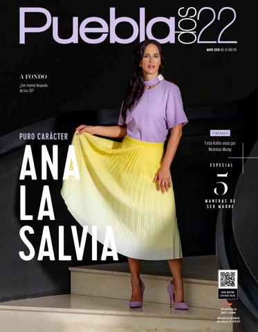 Puebla Dos22 Edición No. 81 - mayo 2018 by Revista PueblaDos22 - issuu 4ee5ab497be