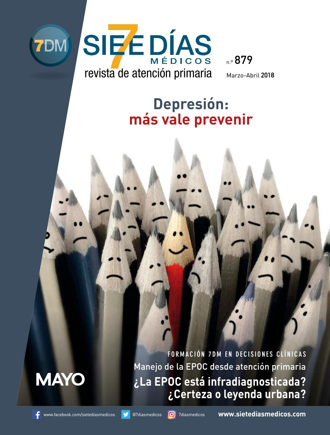 58c155041 Siete Días Médicos nº 879 by Ediciones Mayo