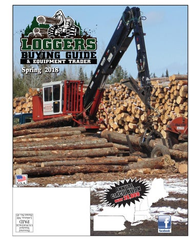 Spring Loggers Buying Guide 2018 by Log Street Publishers, LLC - issuu
