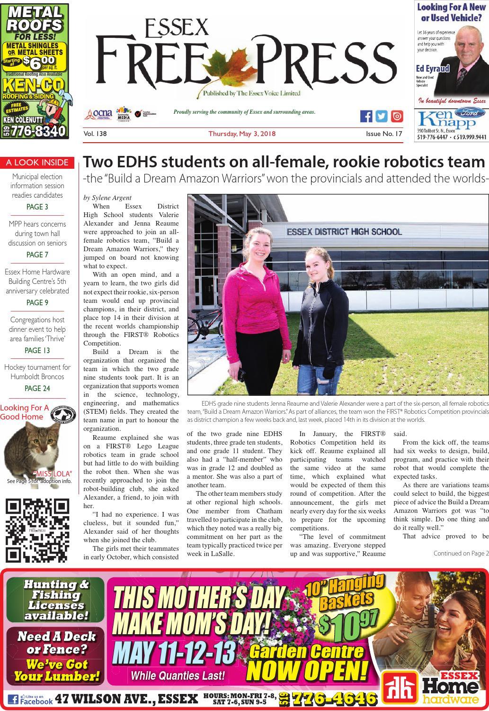 Essex Free Press - May 3 02ee69dfe7