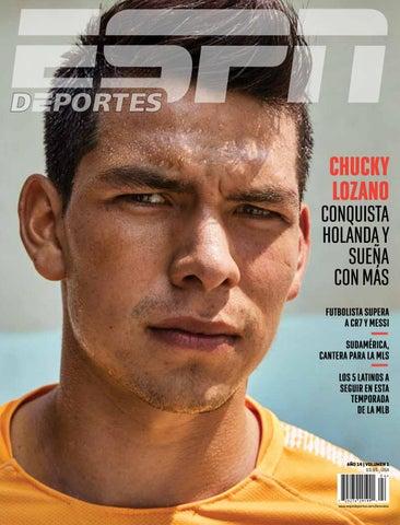 ESPN Deportes La Revista - Abril Mayo 2018 by andoni biurrarena - issuu f63e16b06dd7c