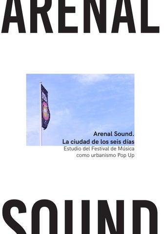 fa227b1480 Arenal sound