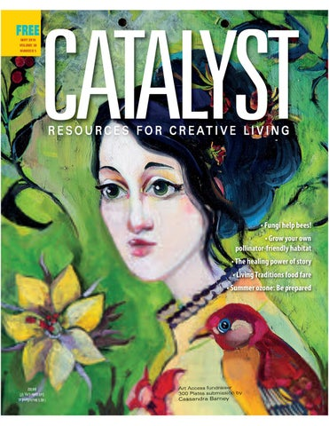 CATALYST Magazine May 2018 by CATALYST Magazine - issuu