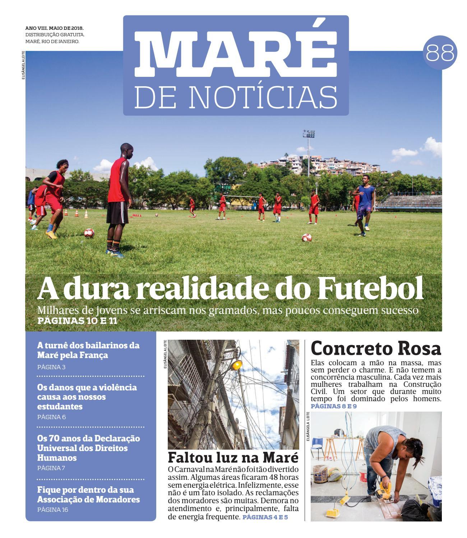 3e3d70936f Maré de Notícias  88 by Redes Maré - issuu