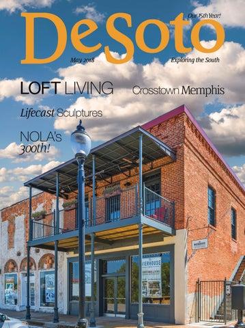 e814385c DeSoto Magazine May 2018 by DeSoto Magazine | Exploring the South ...