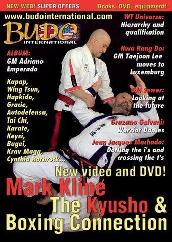 Martial arts magazine budo international 358 – may 1 fortnight