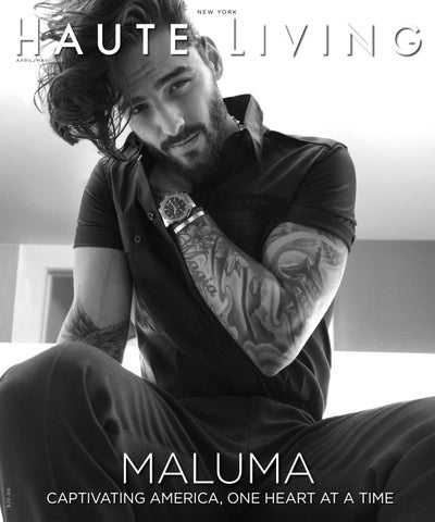 NY April May 2018 Maluma