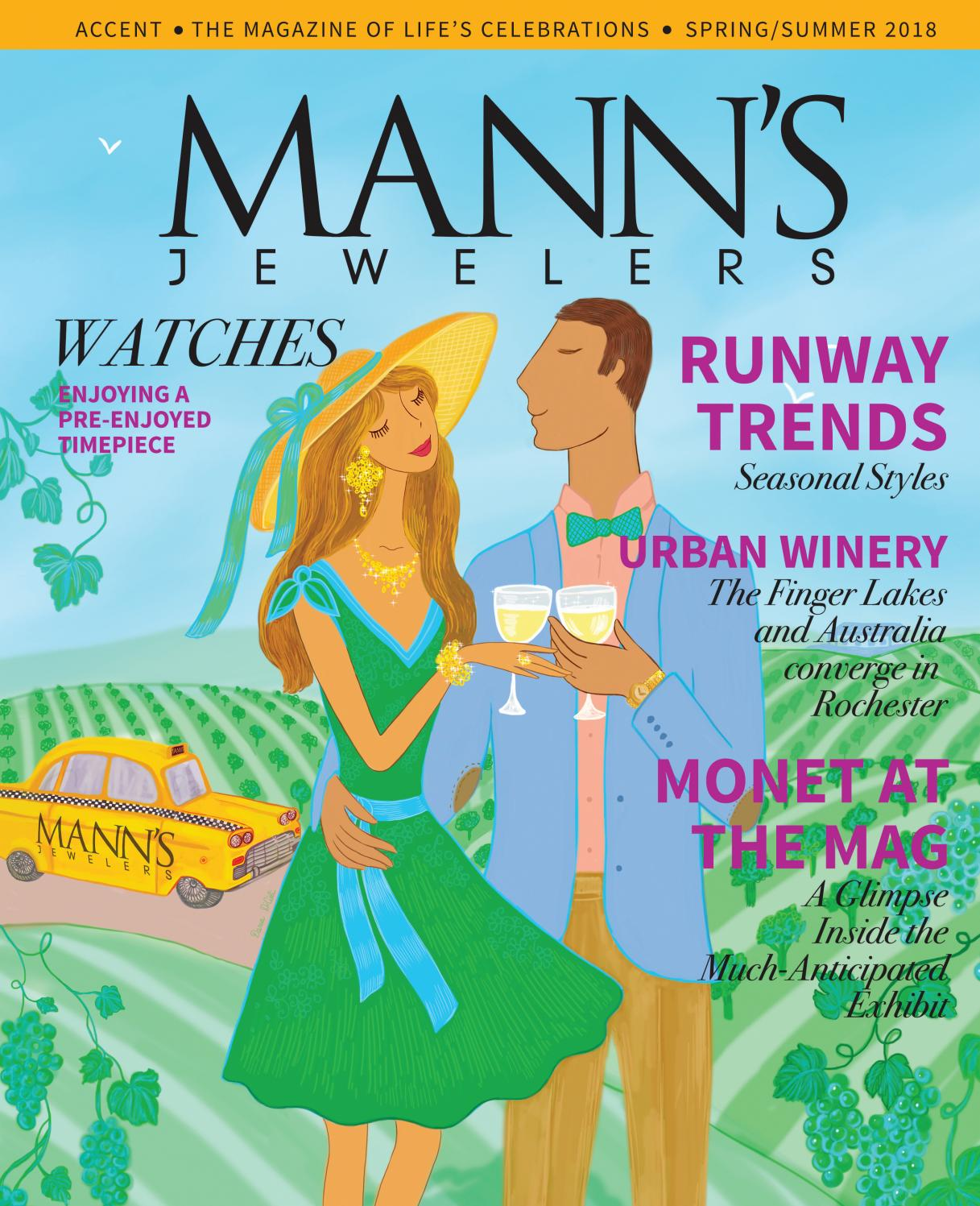 83795ed2e538b Mann s Jewelers Accent Magazine Spring Summer 2018 by Mann s Jewelers -  issuu