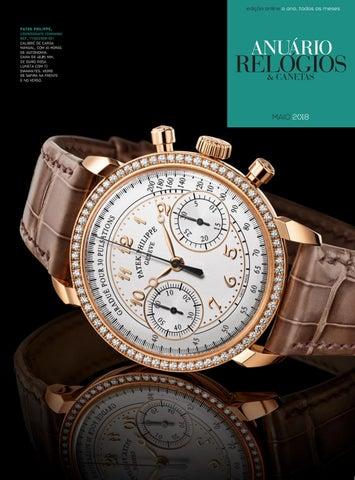 61eee888354 Anuário Relógios   Canetas - Maio 2018 by Anuário Relógios   Canetas ...