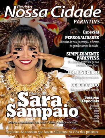 c68f972bf5 Revista Nossa Cidade Parintins - Ed. 1 by Rafael Berti - issuu