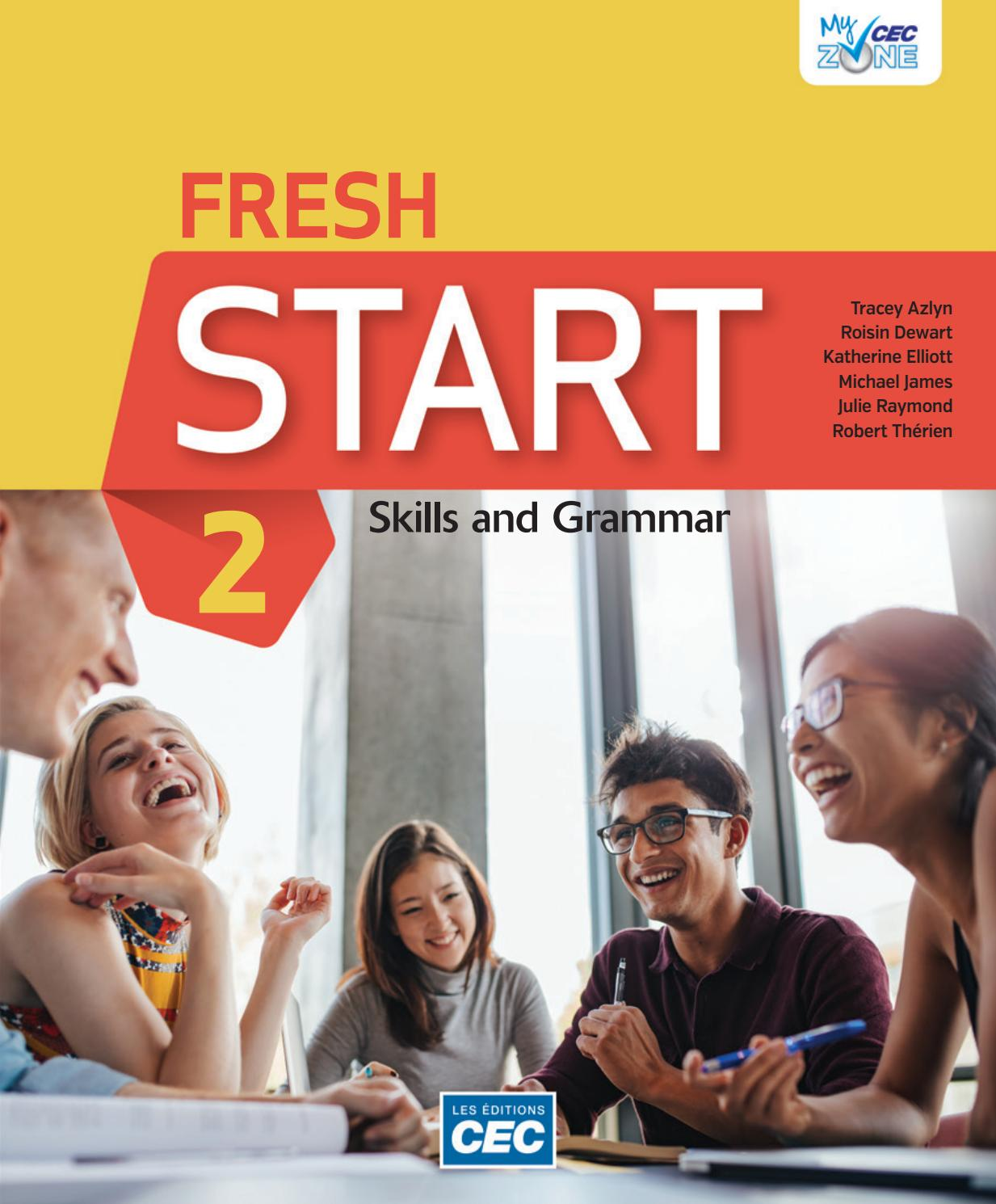 Fresh Start 2 by Les Éditions CEC - issuu