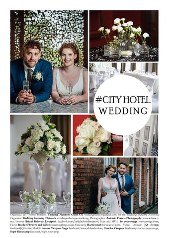 Page 44 of City Hotel Wedding - Radisson Blu Hotel, LIverpool