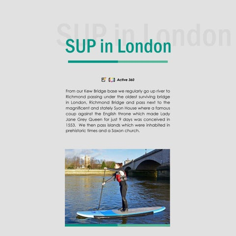 Page 25 of SUP in London Up#21 . Up Suping Magazine