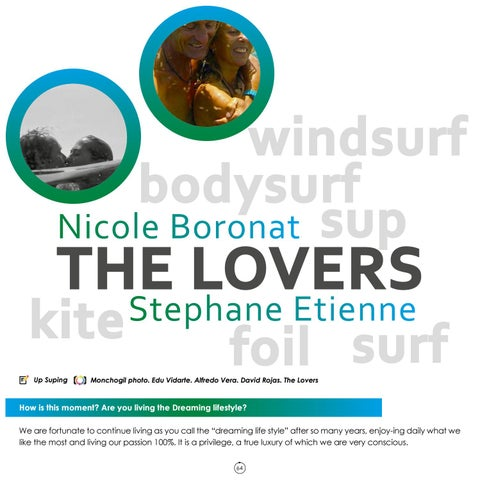 Page 64 of Entrevista The Lovers Up#21 . Up Suping Magazine