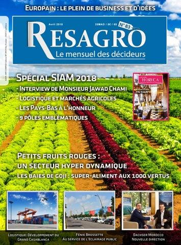 Magazine Issuu 83 Issuu 83 By Magazine Resagro Resagro By dxerBCo