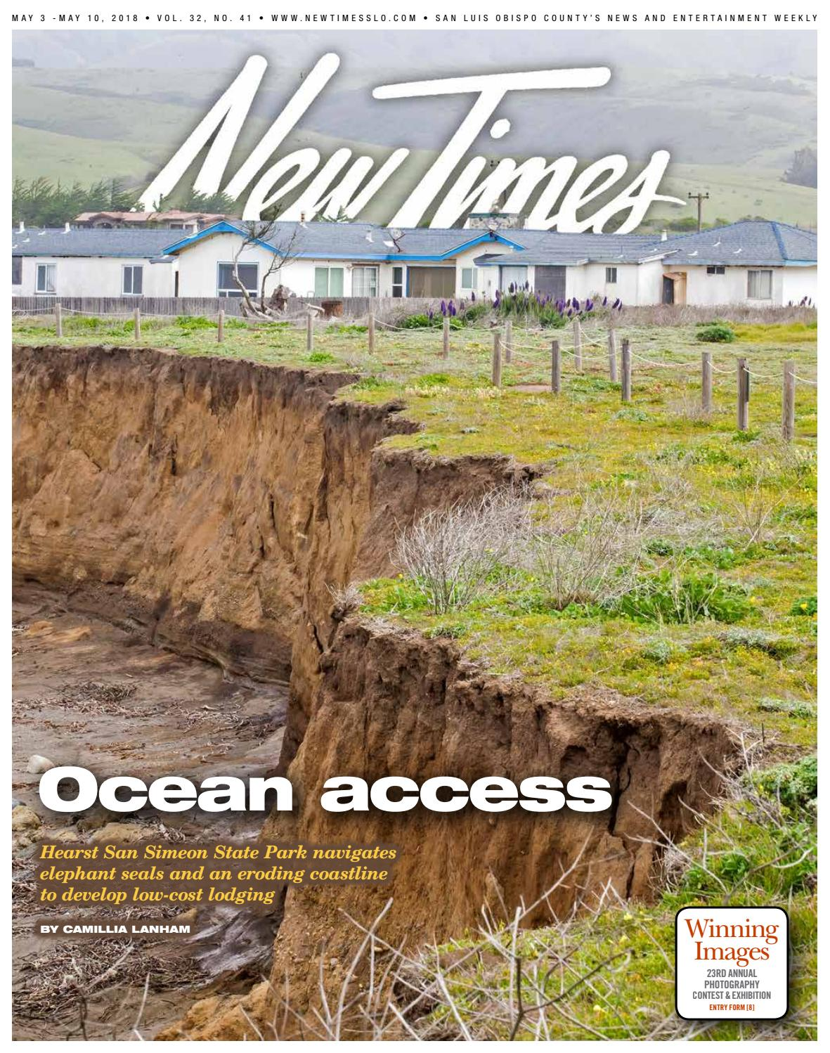 New Times, May 3, 2018 by New Times, San Luis Obispo - issuu
