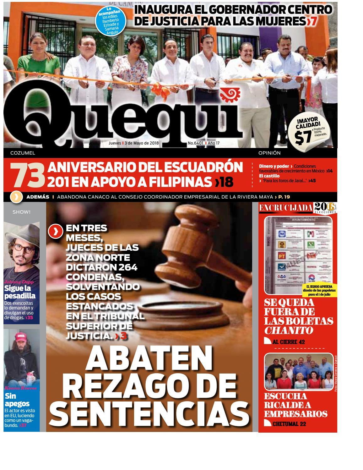 27c2b62241 TU PERIODICO QUEQUI by Quequi - issuu