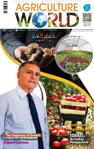 Agriculture World May' 2018 by Krishi Jagran - issuu