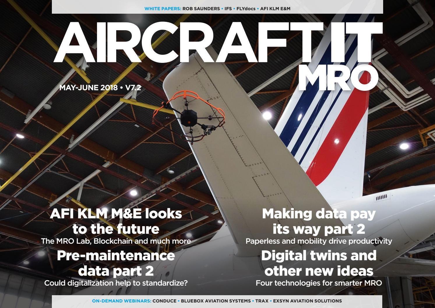 Aircraft It Mro V72 May June 2018 By Aircraftit Issuu